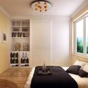 多功能卧室榻榻米设计