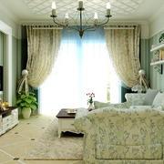 家装客厅落地窗设计