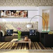 后现代客厅沙发设计