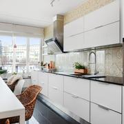 两室一厅厨房装修图