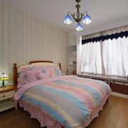 公寓卧室装修图