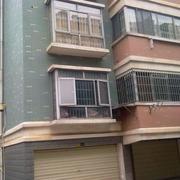 高层小区防盗窗装修