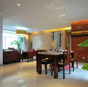 客厅餐桌设计