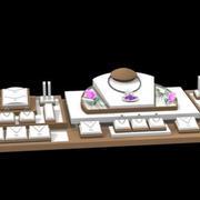 珠宝橱窗柜台设计