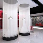 豪华婚纱店设计