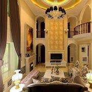 别墅专用奢华拱门设计