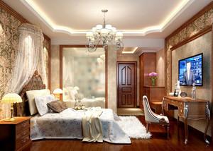 2015修养身心的宜家卧室背景墙装修效果图案例鉴赏