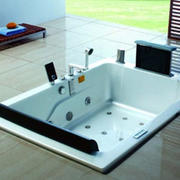 按摩浴缸设计