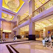 酒店复式装修