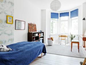 公寓清雅卧室装修