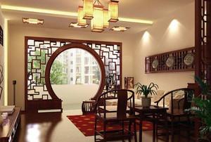 120平米现代风格客厅阳台相通的阳台门装修设计