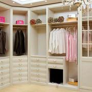 欧式奢华衣柜