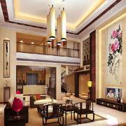 中式古韵客厅设计