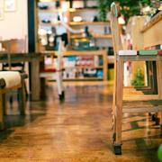 都市小咖啡店设计