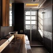 卫生间浴室效果图