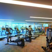 健身房led灯饰设计