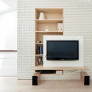 复式楼电视墙设计