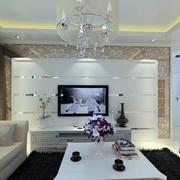 电视背景墙装饰