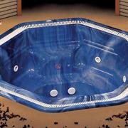 欧式浴缸设计