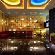 酒店卧室沙发设计