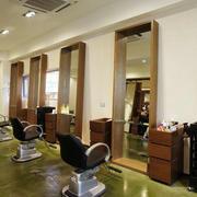 韩式美发店装修