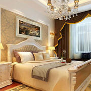 小户型欧式卧室装修