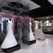 都市婚纱店设计