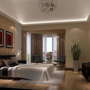 卧室床饰装修设计