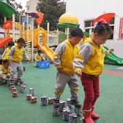 幼儿园小型游乐场设计