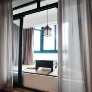 阳台飘窗设计