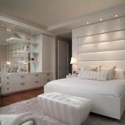卧室整体衣柜设计