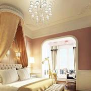 欧式蜗居小卧室设计