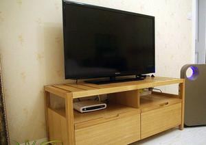 小型简约电视柜装修