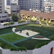 大型绿化设计