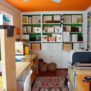 书房整体书柜装修