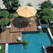 别墅游泳池装修