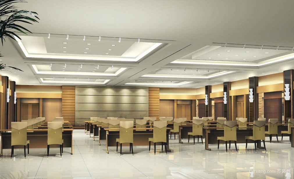提高经济效益的酒店多功能厅装修效果图
