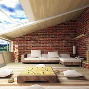 房屋斜顶阁楼设计