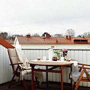 阳台餐桌设计