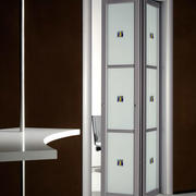 卫生间推拉门装修效果图
