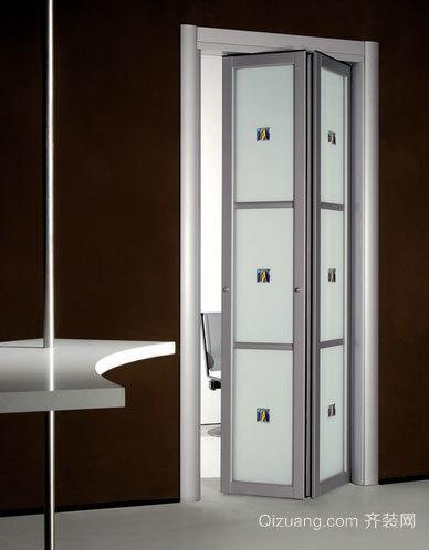 越用越顺手的卫生间推拉折叠门