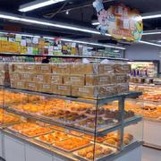 超市蛋糕房货架设计