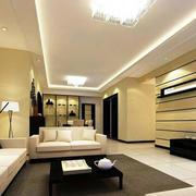 客厅简约现代装饰画设计