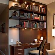 复古书房设计