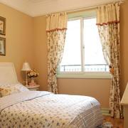 田园风格家装卧室设计