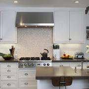 美式厨房整体橱柜设计