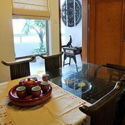 餐厅桌椅设计
