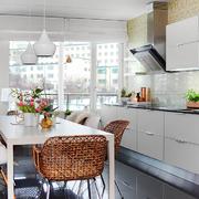 两室一厅整体厨房