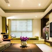 小户型客厅沙发装修