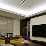 小户型电视背景墙设计